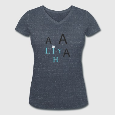 AAA. - Women's Organic V-Neck T-Shirt by Stanley & Stella