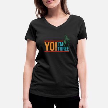 Suchbegriff 3 Geburtstag Spruch T Shirts Online Bestellen