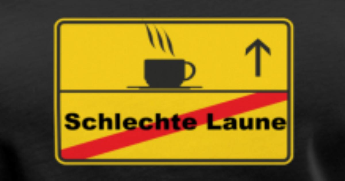 Ortsschild Kaffee Fun lustig Spruch Büro Geschenk von DoctorsDarling ...