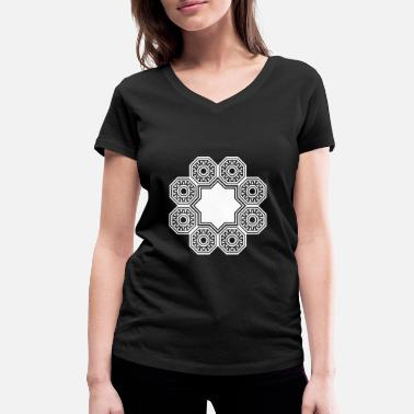 Ornament ornament - Women's Organic V-Neck T-Shirt