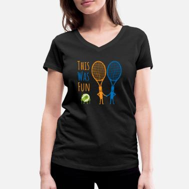 Fun This Was Fun - Women's Organic V-Neck T-Shirt