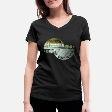 Lost Place The Lost Places Cair 2 - Frauen Bio T-Shirt mit V-Ausschnitt