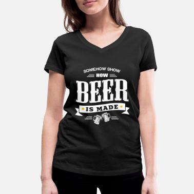 Brewery Beer brewery - Women's Organic V-Neck T-Shirt