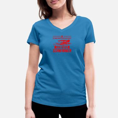 Retired Sport Retirement Shirt · Water Only · Sports Gift - Women's Organic V-Neck T-Shirt by Stanley & Stella
