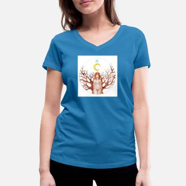 Fulfil Fulfillment - Women's Organic V-Neck T-Shirt