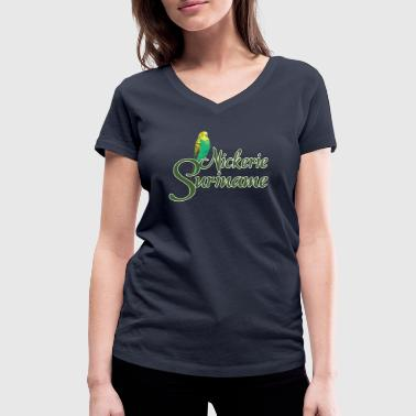District District Para - Vrouwen bio T-shirt met V-hals van Stanley & Stella