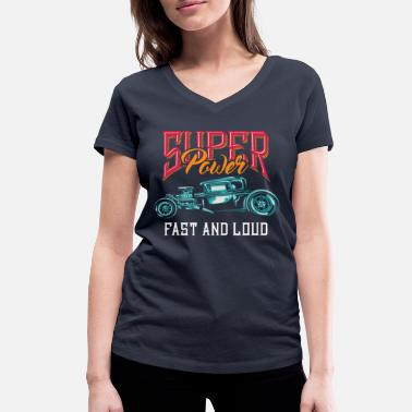 TooLoud Musician Superpower Muscle Shirt