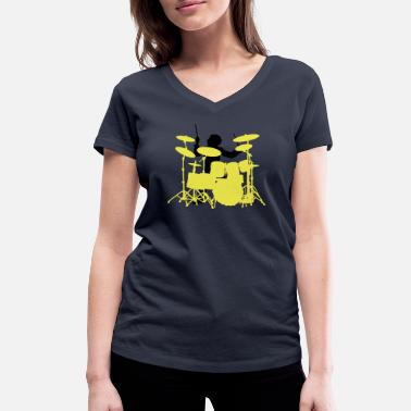 Mapex Drums - Women's Organic V-Neck T-Shirt