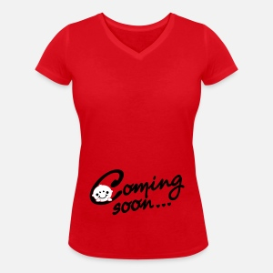 Women's Organic V-Neck T-Shirt