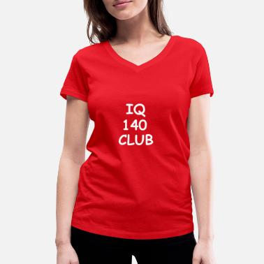 Iq iq - Women's Organic V-Neck T-Shirt