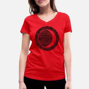 Eclipse Eclipse - Women's Organic V-Neck T-Shirt