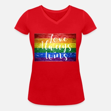 Love Always Wins Graffiti Schwangerschafts T Shirt Spreadshirt