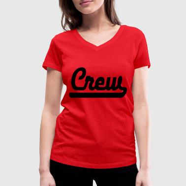 2541614 15063288 crew - Women's Organic V-Neck T-Shirt by Stanley & Stella