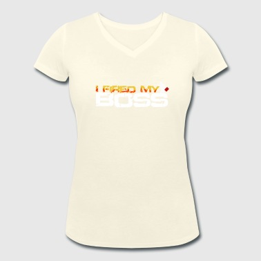 Business Entrepreneur Entrepreneur Entrepreneur Business CEO Gift Idea - Women's Organic V-Neck T-Shirt by Stanley & Stella