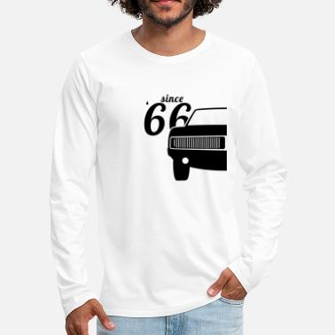Since Since 1966 / Charger 1969 - T-shirt manches longues Premium Homme