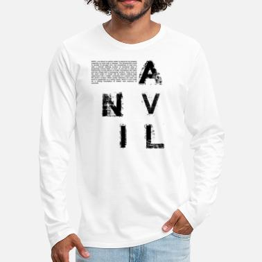 Anvil ANVIL - Men's Premium Longsleeve Shirt