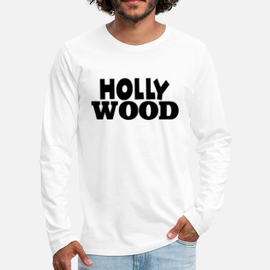 Hollywood Hollywood - T-shirt manches longues Premium Homme