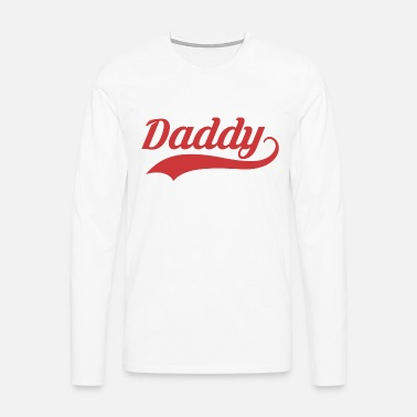 Daddy DADDY - T-shirt manches longues Premium Homme