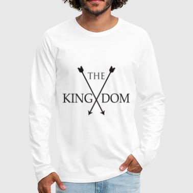 Kingdom The Kingdom - Men's Premium Longsleeve Shirt