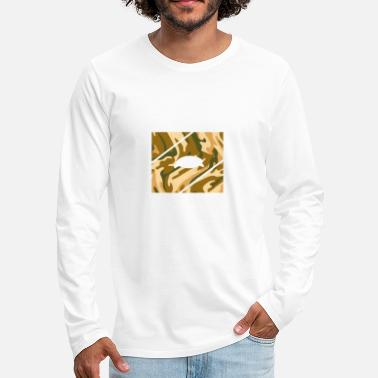 Swagg Eye of swaggs camouflage flex - Men's Premium Longsleeve Shirt