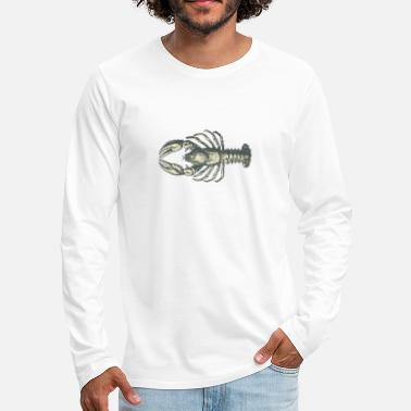 Lobster lobster - Men's Premium Longsleeve Shirt