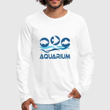 Aquarium - Men's Premium Longsleeve Shirt