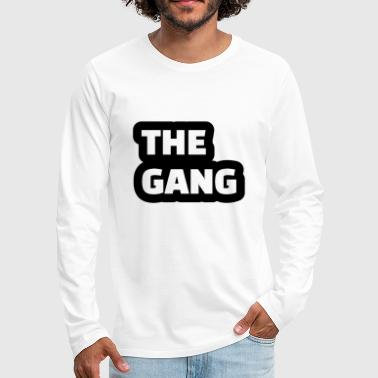 the gang - Men's Premium Longsleeve Shirt