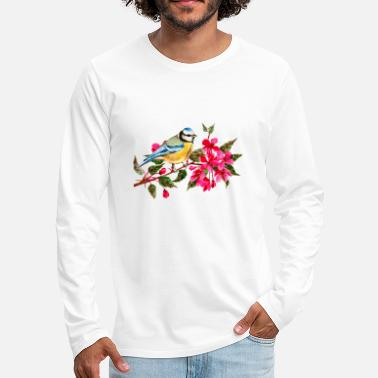Bird Bird - Men's Premium Longsleeve Shirt