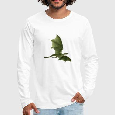 Dragon gift idea - Men's Premium Longsleeve Shirt