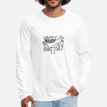 Happy Birthday Happy birthday - T-shirt manches longues Premium Homme