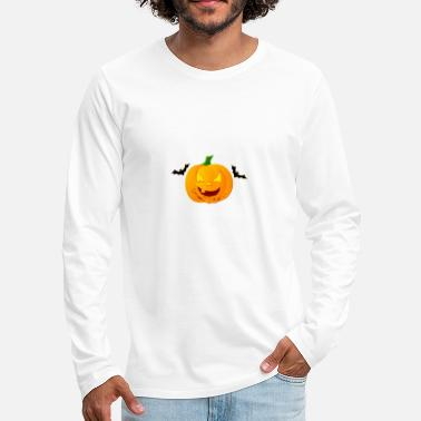 Halloween Halloween - T-shirt manches longues Premium Homme
