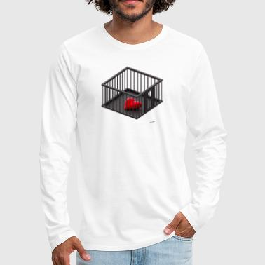 Pun Hearty pun - Men's Premium Longsleeve Shirt