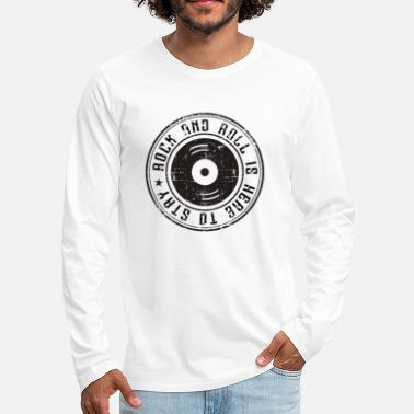 Rock N Roll rock n roll - T-shirt manches longues Premium Homme