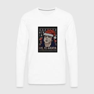 Oh Hi Santa By Gorillaking Spreadshirt
