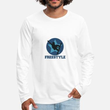 Freestyle Freestyle - T-shirt manches longues Premium Homme