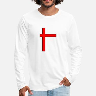 Cross cross - Men's Premium Longsleeve Shirt