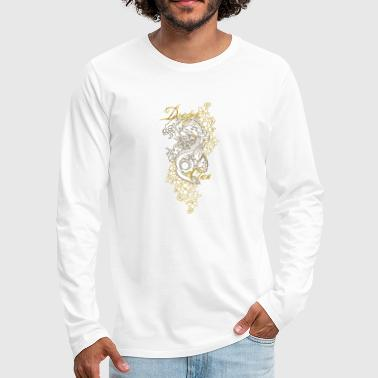 Clan dragon clan - Men's Premium Longsleeve Shirt