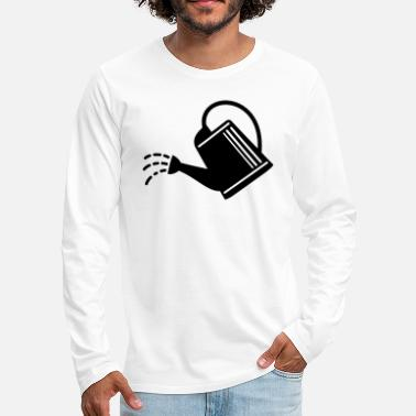 Watering Can watering can - Men's Premium Longsleeve Shirt