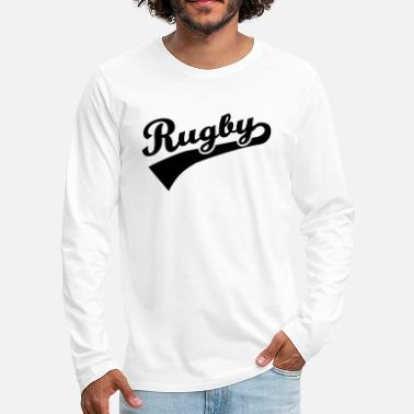 Rugby Rugby - Men's Premium Longsleeve Shirt