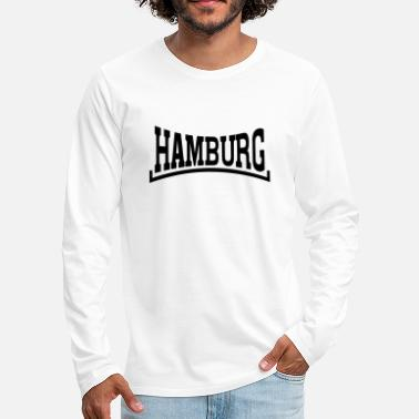 Hamburg - Men's Premium Longsleeve Shirt