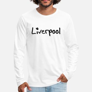liverpool shirts met lange mouwen online bestellen spreadshirt spreadshirt