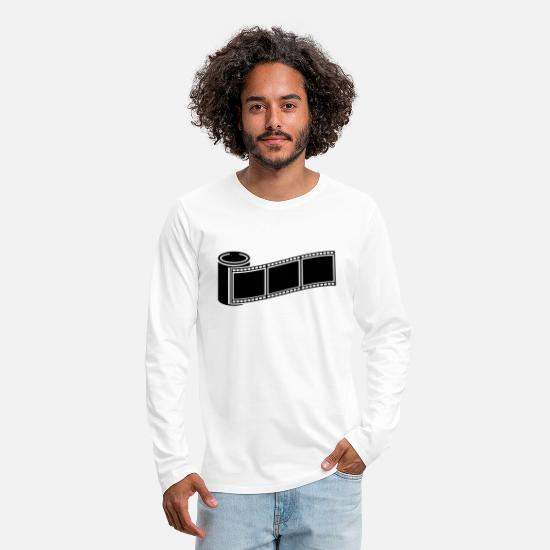 Image Long sleeve shirts - photo_retro_1_f1 - Men's Premium Longsleeve Shirt white
