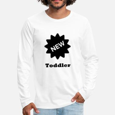 Toddler toddler - Men's Premium Longsleeve Shirt