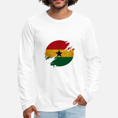Kumasi Ghana district - Men's Premium Longsleeve Shirt