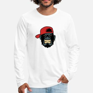 monkey - Men's Premium Longsleeve Shirt