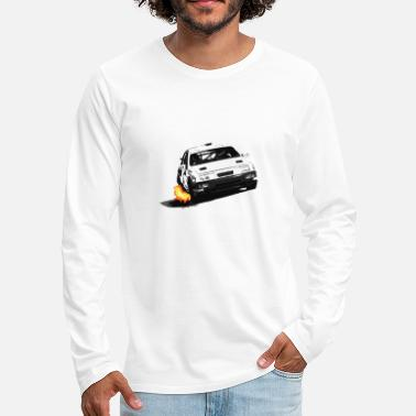 Car rally_cossie - Men's Premium Longsleeve Shirt