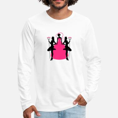 Hen Night Hens night - Men's Premium Longsleeve Shirt