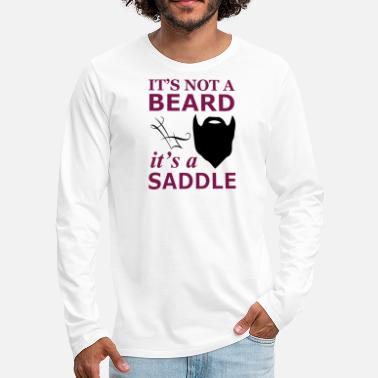 Saddle Saddle - Men's Premium Longsleeve Shirt