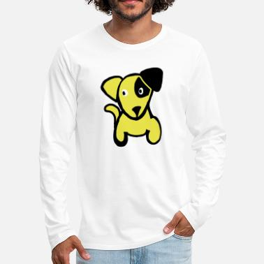 Doggy Doggy - Men's Premium Longsleeve Shirt