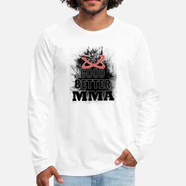 Mixed Martial Arts Mixed Martial Arts - Men's Premium Longsleeve Shirt